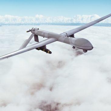 Les difficultés juridiques liées à l'emploi des drones armés pointées dans un rapport du Sénat